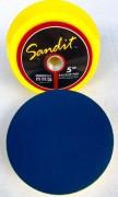 5 inch back up pad diskit sandit sandpaper psa lr