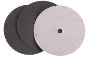 4 inch SAND PAPER SILICON CARBIDE VELCRO