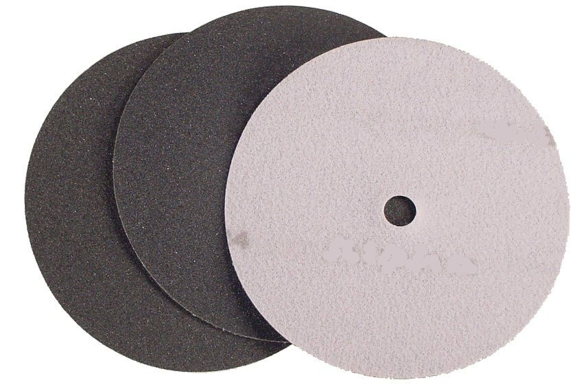 Silicon Carbide Sandpaper Velcro Back For Marble Granite Stone