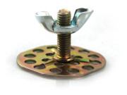 SINK CLIP STUD WING NUT