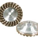 cup wheel aluminum diamond