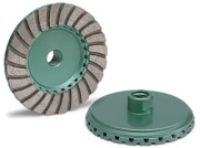 diamond cup wheel flat coarse