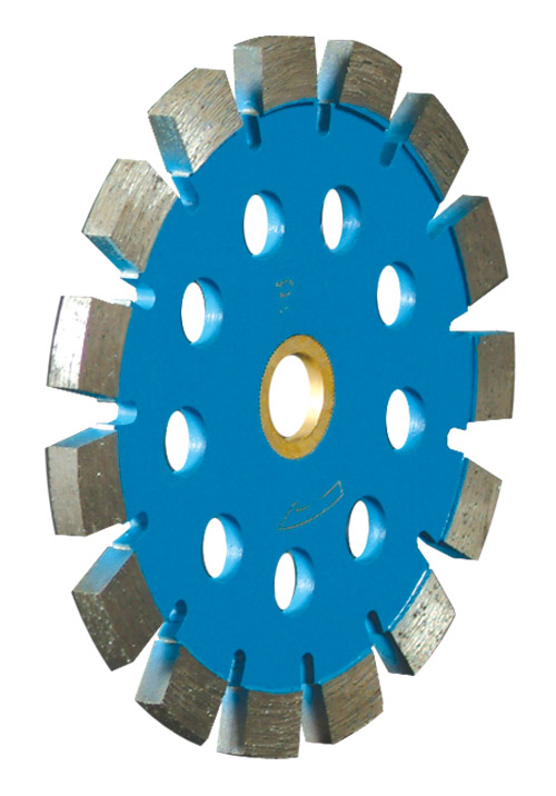 Diamond Rodding Tuck Point Blades For Cutting Granite