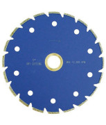ELECTROPLATED BLADE MARBLE 5 INCH