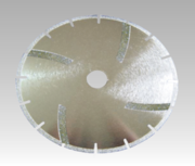 electroplated diamond blade marble limestone travertine