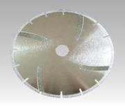 electroplated diamond blade marble limestone travertine