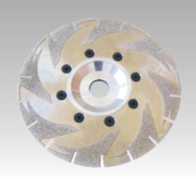 eletroplated marble diamond blade