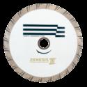 Zenesis® III Granite Bridge Saw Blade 20mm Segment - 14-x-20mm