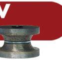 Bullnose (V) Diamond Router Bits for Marble & Granite - 20mm - Bullnose - Step 0 - coarse - V