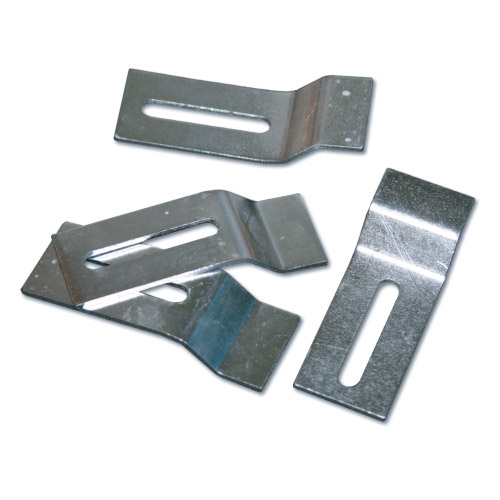 Clips for Sinks, Long S 45°, Qty (50)