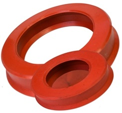 "Suction Ring for Drilling, 2 5/8"" Center"
